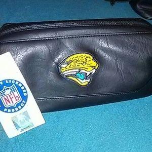Vintage Official NFL Memorabilia accessory bag